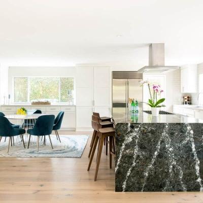 Contemporary, Palos Verdes modern remodel