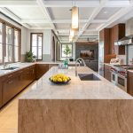 Palos Verdes Estates Custom Home Kitchen